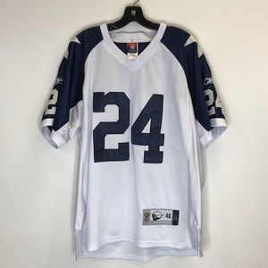 NFL Cowboys Barber #24 Jersey Reebok